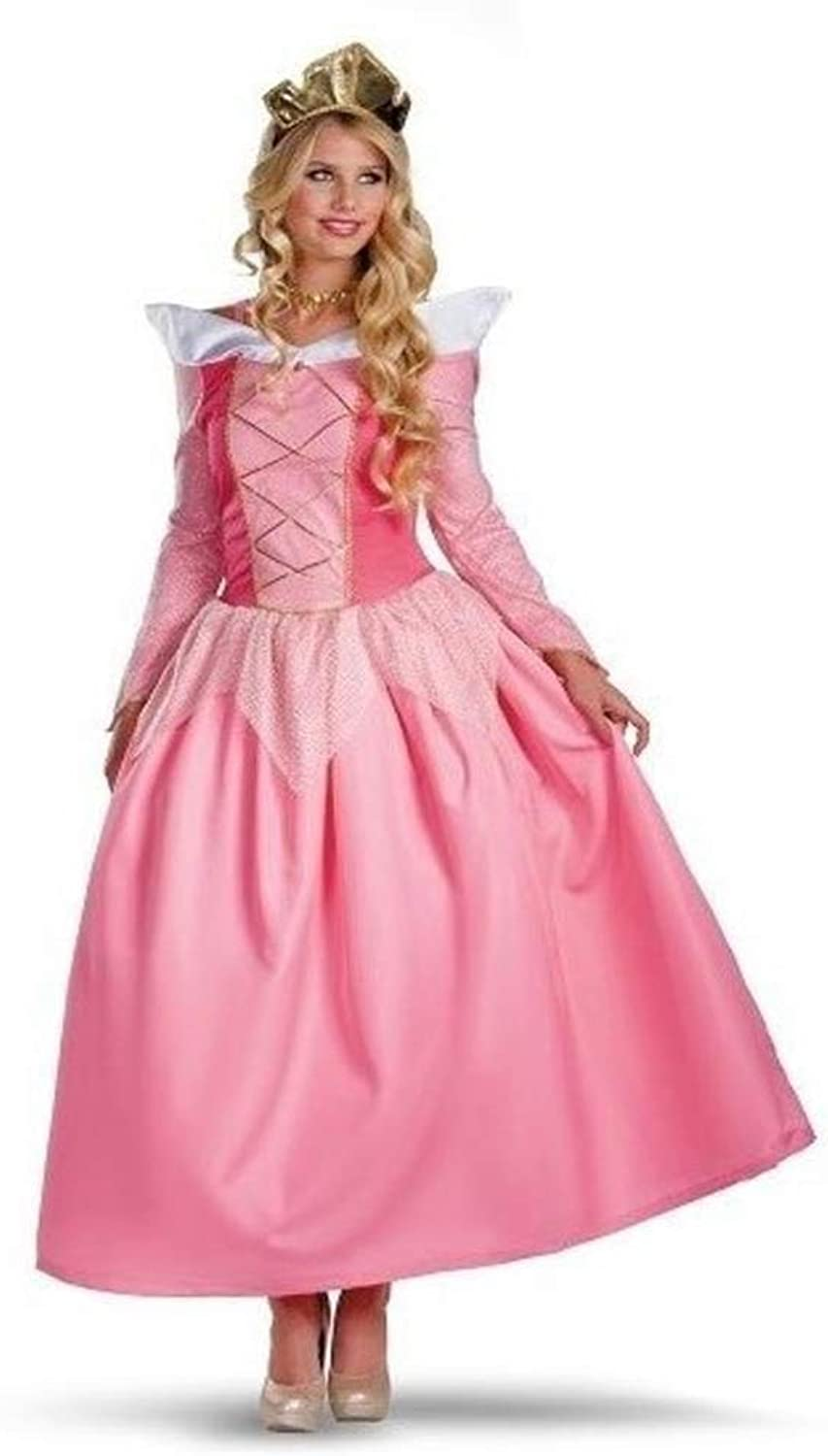 Shisky Cosplay Women's Clothing, Halloween Party Costume Role Play Pink Dress Queen Costume Stage Costume