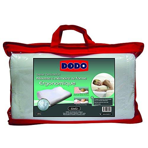 Do Wrap Performance Headwear Dodo 70610 - Cuscino ergonomico, 32 x 52 cm