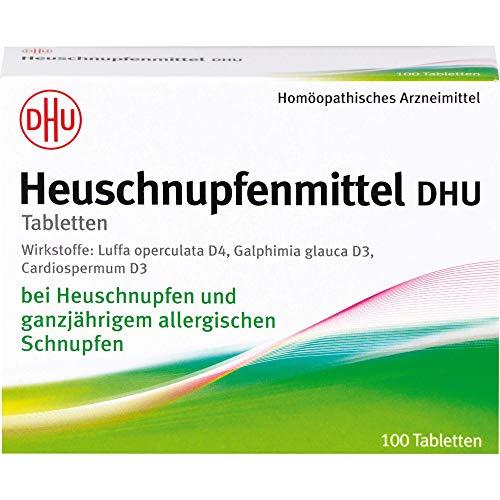 DHU-Arzneimittel GmbH & Co. KG -  HEUSCHNUPFENMITTEL