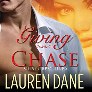 Giving Chase audiobook cover art