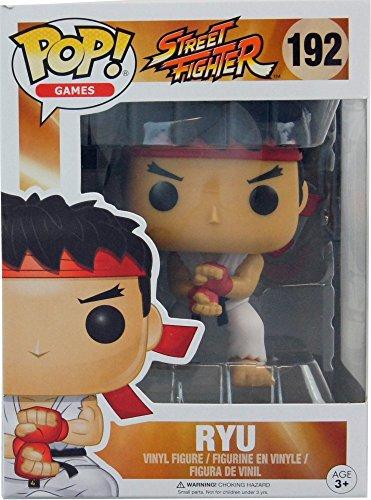 Pop! Games: Street Fighter Special Attack Ryu [Importación Alemana]