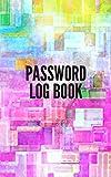 Password Log Book: Internet Address and Password Book Alphabetical Organizer Book 5x8 Inch Notebook Pocket Size (Volume 4)