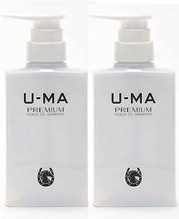 U-MA ウーマシャンプー プレミアム 300ml × 2本セット (約4か月分)【医薬部外品】スカルプシャンプー
