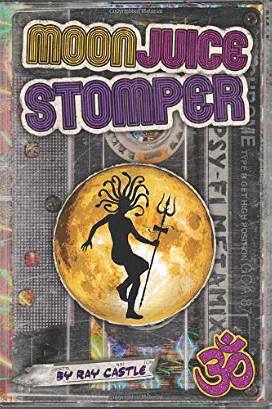 珍しい通行人囲まれたMoon Juice Stomper: A novel: Goa 1987-96