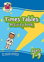 New Times Tables Activity Book for Ages 7-9