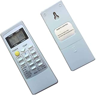 4EVER Replacement Remote Control Substitute for Sharp CV-P10LC CV-P10MC AH-AP24CE AC Air Conditioner