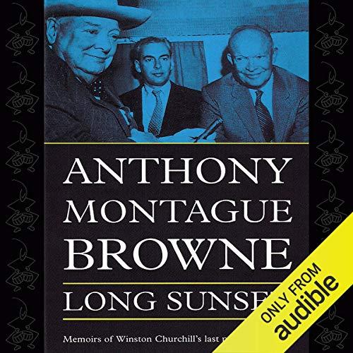 Long Sunset audiobook cover art