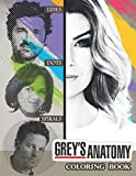 Grey's Anatomy Coloring Book | Dots Lines Spirals: A Stress Relief Coloring Book For Adults