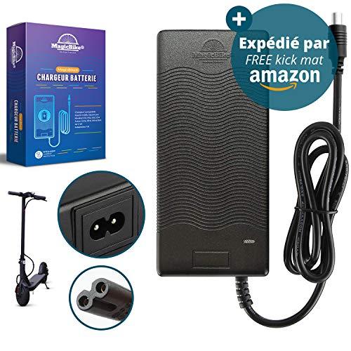 MagicBike Cargador de batería Scooter eléctrico Xiaomi M365 42v 2A - Enchufe UE