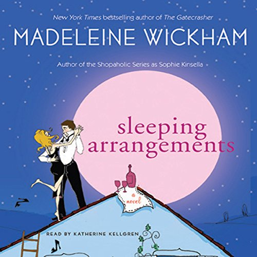 Sleeping Arrangements audiobook cover art