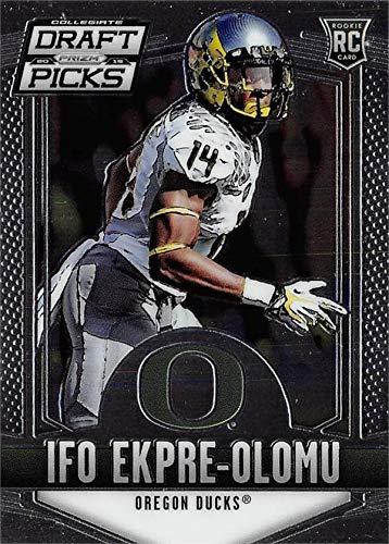 Ifo Ekpre-Olomu football card (Oregon Ducks) 2015 Panini Prizm Draft Rookie #192