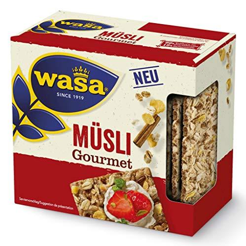 Wasa - Müsli Gourmet Knäckebrot - 220g