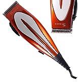 Maquinilla cortapelo barba hoja acero a corriente Surker sk-708gecomarket