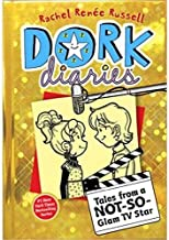 Dork Diaries Tales from a Not-So-Glam TV Star by Rachel Renee Russell - Hardcover
