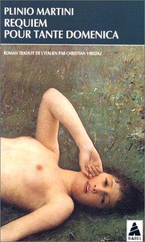 Requiem pour tante Domenica