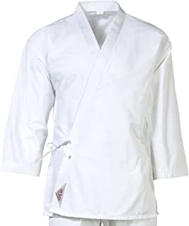 Tiger Claw 7.5 OZ Karate Uniform Light Weight White Top Only