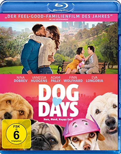 Dog Days - Herz, Hund, Happy End! [Blu-ray]