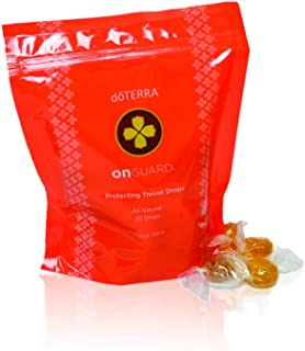 Best doTERRA - On Guard Protecting Throat Drops - 30 Drops Review