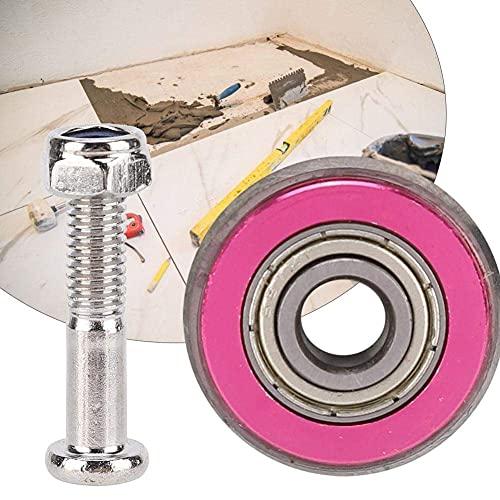 Mumusuki Silverline 22mm Cortador de Azulejos Manual Cortador de Rueda Accesorio de Repuesto Corte de Piedra Baldosas Cortador Manual