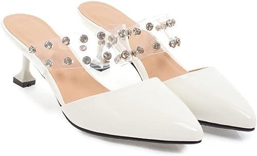 QIN&X Chaussures Femmes Sandales Talons Talons  boutique en ligne