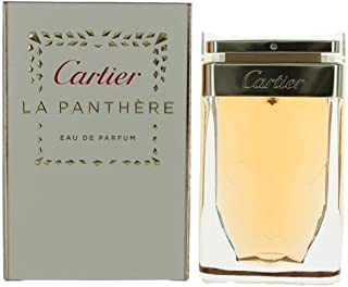 Cartier La Panthere Eau de Parfum Spray, 2.5 Fluid Ounce