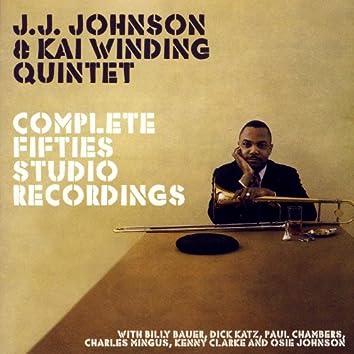Complete Fifties Studio Recordings