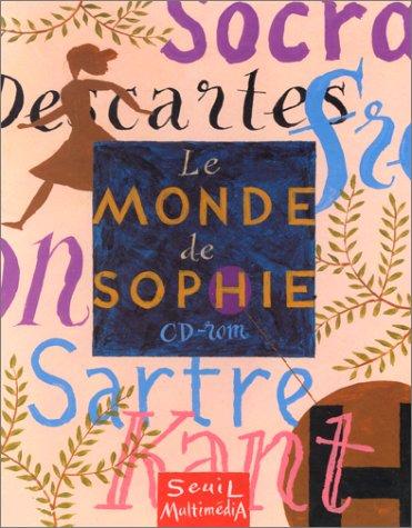 Le Monde de Sophie : Le Jeu d'aventure de la philosophie (Cédérom MAC)