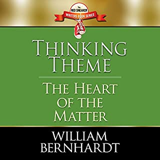 Thinking Theme: The Heart of the Matter audiobook cover art