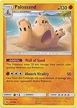 Palossand - 75/149 - Rare - Pokemon Sun & Moon