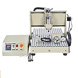 CNC Router 3040T 4 Axis Engraving Machine Milling Machine Spindle Engraving Machine 800W