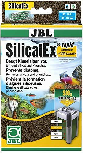 JBL- Silicat Ex Rapit Spezialfiltermaterial zur Entfernung Silikat und Phosphat 400g (47,48 € /kg)