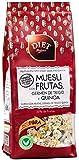 Muesli con Frutas, Germen de Trigo y Quinoa 375 g