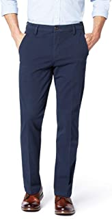 Men's Slim Fit Workday Khaki Smart 360 Flex Pants
