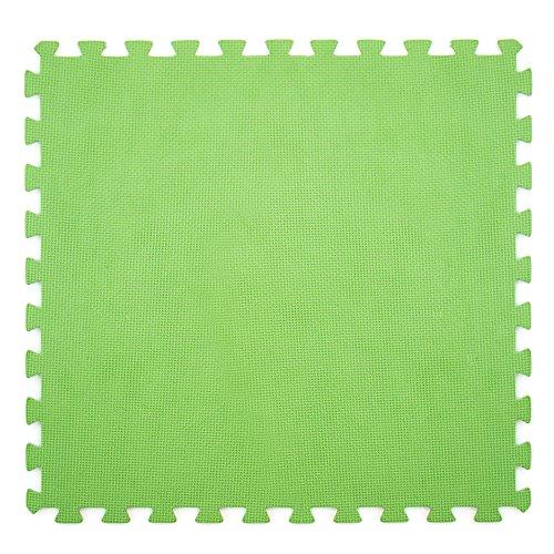 6x matte grün 60x 60cm Boden Pools Schutz rutschfest Hintergrund 43864