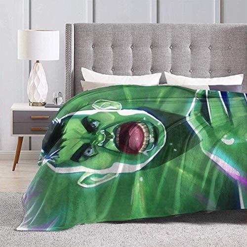 Hainanying Mantas Cama Blanket Throw Blanket Angry