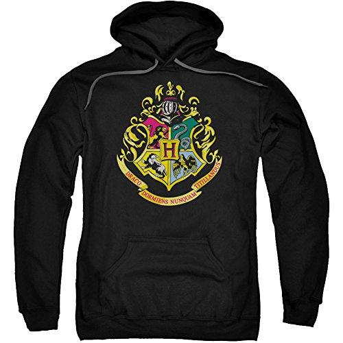 Harry Potter Hogwarts Crest - Sudadera con capucha para adulto 6