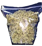 """1 POUND SIZE CANNABIS BUD BAGS - SHOWCASE STYLE Heavy Duty ODOR and PUNCTURE Barrier construction BIG 8"""" Bottom Gusset - stands up by itself for easy filling Heavy Duty Clear Front with Black Back / Bottom showcases your harvest"""