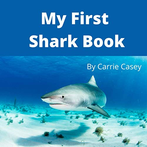 My First Shark Book: A Rhyming Animal Book for Young Children