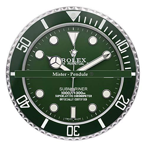 Submariner Rolex - Orologio da parete con luce