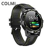 COLMI SKY 1 Reloj inteligente para hombre, IP68, resistente al agua, rastreador de actividad, reloj inteligente con ala para Android, iPhone, iOS y teléfono (SmartWatch)