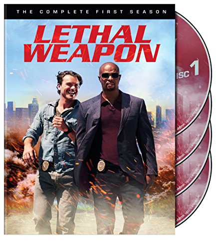 Lethal Weapon: The Complete First Season S1 (DVD)