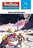 Perry Rhodan-Paket 1: Die Dritte Macht: Perry Rhodan-Heftromane 1 bis 49 (Perry Rhodan Paket Sammelband)