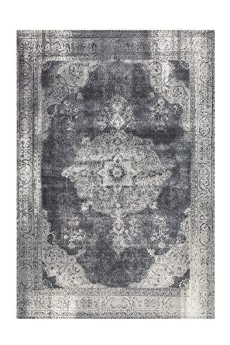 Arte Espina Tapis vintage 8400 Gris 140 x 200 cm