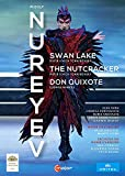 Tchaikovsky, P.I.: Swan Lake / The Nutcracker / MINKUS, L.: Don Quixote [Ballets] (Vienna State Ballet, 2012-2016) (3-DVD Box Set) (NTSC)