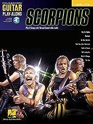 Guitar Play-Along Vol.174 Scorpions + Cd.