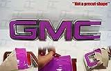 Decal Concepts GMC Sierra/Yukon Purple Front Grill Emblem Overlay Wrap Kit (07-17)