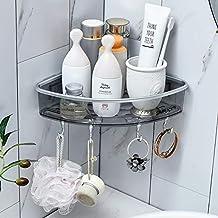 Badkamer plank Shampoo opslag Rack Organizer Bath Hoek Holder Household badkamer accessoires Opslag Planken (Color : Type A)