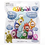 Oddbods Blind Bags - Mystery Packs with Collectible Toys Inside - Surprise Mini Figurine Toys for Kids, Series 1, 10 pack