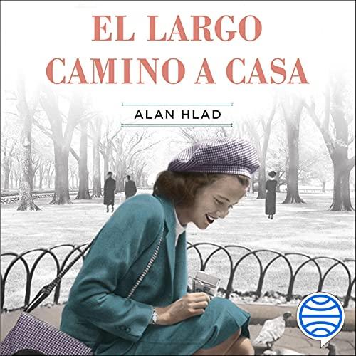 Diseño de la portada del título El largo camino a casa