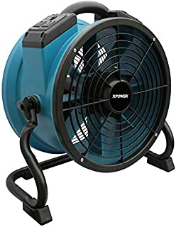 XPOWER X-34AR Axial Fan, Blue